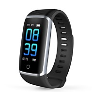 cheap -BoZhuo D16S Smart Bracelet Smartwatch Android iOS Bluetooth Sports Waterproof Heart Rate Monitor Blood Pressure Measurement Stopwatch Pedometer Call Reminder Sleep Tracker Sedentary Reminder / >480