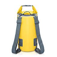 abordables Bolsas y cajas impermeables-5/10/15/20/30 L Bolso seco impermeable Flotante, Ligero, Compacto para Natación / Surfing / Camping y senderismo