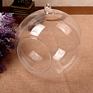 お買い得  インテリア用品-コンテンポラリー ガラス キャンドルホルダー キャンデラブラ 1個, キャンドル / キャンドルホルダー
