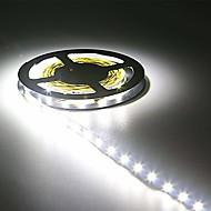 abordables Tiras de Luces LED-HKV 5 m Tiras LED Flexibles 300 LED 3528 SMD Blanco Cálido / Blanco Fresco / Rojo Cortable / Conectable / Auto-Adhesivas 12 V