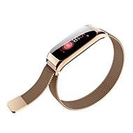 Недорогие Смарт-электроника-KUPENG B42 Умный браслет Android iOS Bluetooth Спорт Водонепроницаемый Пульсомер Измерение кровяного давления / Сенсорный экран / Израсходовано калорий / Длительное время ожидания / Педометр