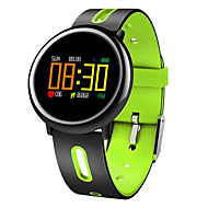 cheap -iPS HB08 Smartwatch Android iOS Bluetooth Sports Waterproof Heart Rate Monitor Blood Pressure Measurement Pedometer Call Reminder Activity Tracker Sleep Tracker Sedentary Reminder / Touch Screen