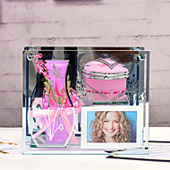 cheap -1pc Glass / Plastic Modern / Contemporary / Simple Style for Home Decoration, Gifts / Home Decorations Gifts