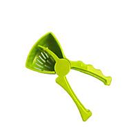 お買い得  キッチン用小物-キッチンツール ABS シンプル / 創造的 / 押す マニュアルジューサー フルーツのための 1個