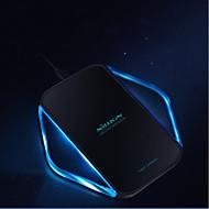 abordables Cargador Wireless-nillkin 10w / 7.5w / 5w carga rápida cargador inalámbrico para iphone xs iphone xr xsmax iphone 8 samsung s9 plus s8 nota 8 o receptor incorporado teléfono inteligente qi