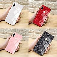 preiswerte Handyhüllen-Hülle Für Xiaomi Redmi Note 5 Pro / Redmi 5 Plus / Redmi 5 Spiegel Rückseite Solide Hart Gehärtetes Glas für Xiaomi Redmi Note 5 Pro / Xiaomi Redmi 5 Plus / Xiaomi Redmi 5