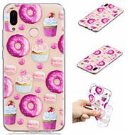 preiswerte Handyhüllen-Hülle Für Huawei P20 Pro / P20 lite Muster Rückseite Lebensmittel Weich TPU für Huawei P20 / Huawei P20 Pro / Huawei P20 lite