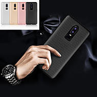 お買い得  携帯電話ケース-ケース 用途 OnePlus OnePlus 6 / OnePlus 5T 超薄型 バックカバー ライン/ウェイブ ソフト TPU のために OnePlus 6 / One Plus 5 / OnePlus 5T
