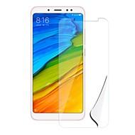 お買い得  スクリーンプロテクター-スクリーンプロテクター のために XIAOMI Xiaomi Redmi Note 5 Pro / Xiaomi Redmi注5 PET 10枚 スクリーンプロテクター ハイディフィニション(HD) / 傷防止