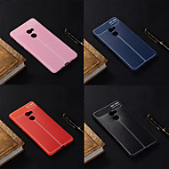 お買い得  携帯電話ケース-ケース 用途 Xiaomi Redmi Note 5A / Redmi Note 4X つや消し バックカバー ソリッド ソフト TPU のために Redmi Note 5A / Xiaomi Redmi Note 5 Pro / Xiaomi Redmi Note 4X
