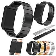Недорогие Аксессуары для смарт-часов-Ремешок для часов для Vivoactive HR Garmin Классическая застежка Металл / Нержавеющая сталь Повязка на запястье