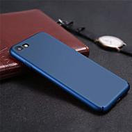 Недорогие Кейсы для iPhone 8-Кейс для Назначение Apple iPhone 8 Plus / iPhone XS Max Ультратонкий / Матовое Кейс на заднюю панель Однотонный Твердый ПК для iPhone XS / iPhone XR / iPhone XS Max