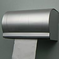 お買い得  浴室用小物-トイレットペーパーホルダー 新デザイン / クール 近代の ステンレス鋼 / 鉄 1個 トイレットペーパーホルダー 壁式