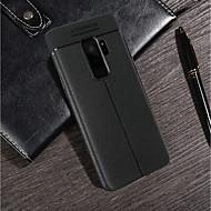 Недорогие Чехлы и кейсы для Galaxy S8-Кейс для Назначение SSamsung Galaxy S9 Plus / S9 Ультратонкий Кейс на заднюю панель Однотонный Мягкий ТПУ для S9 / S9 Plus / S8 Plus