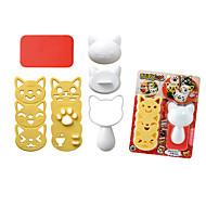 お買い得  キッチン用小物-1個 キッチンツール プラスチック エコ DIYの金型 ライスのため