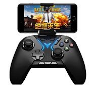 cheap -Wireless Game Controllers For Android / PC / iOS ,  Portable / Cool Game Controllers ABS 1 pcs unit
