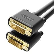 お買い得  -Unitek DVI ケーブル, DVI に DVI ケーブル オス―オス 1080P 1.5M(5フィート)