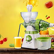 お買い得  キッチン用小物-キッチンツール ABS エコ / クリエイティブキッチンガジェット マニュアルジューサー フルーツのための / 野菜のための / 調理器具のための 1個