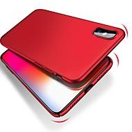 케이스 제품 Apple iPhone XR / iPhone XS Max 울트라 씬 / 반투명 뒷면 커버 솔리드 하드 PC 용 iPhone XS / iPhone XR / iPhone XS Max