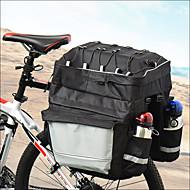baratos Acessórios para Ciclismo-36-55 L Mala para Bagageiro de Bicicleta / Alforje para Bicicleta Ajustável, Portátil, Leve Bolsa de Bicicleta Náilon Bolsa de Bicicleta Bolsa de Ciclismo Ciclismo Campismo / Patinete