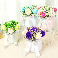 cheap -Artificial Flowers 1 Branch Classic Party / Wedding Roses Tabletop Flower
