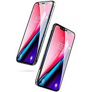 Недорогие Защитные плёнки для экрана iPhone-Cooho Защитная плёнка для экрана для Apple iPhone XS / iPhone XR / iPhone XS Max Закаленное стекло 2 штs Защитная пленка для экрана HD / Уровень защиты 9H / Ультратонкий