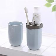abordables Gadgets de Baño-Herramientas Tamano de viaje / Fácil de Usar Modern PÁGINAS 1pc - Accesorios Cepillo de dientes y accesorios