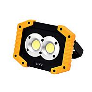 お買い得  -HKV 1個 10 W LEDフラッドライト 新デザイン クールホワイト 5 V 屋外照明 2 LEDビーズ