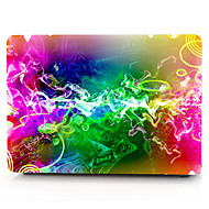 "cheap -MacBook Case Cartoon / Color Gradient PVC(PolyVinyl Chloride) for Macbook Pro 13-inch / MacBook Pro 15-inch with Retina display / New MacBook Air 13"" 2018"