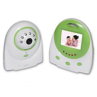 "cheap Baby Monitors-Baby Monitor 8001 3.6mm 0.3mp CMOS 70° Night Vision Range 2-3 m 2.4GHz 1.5""TFT"