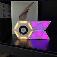abordables Lámparas LED Novedosas-Brelong Sensor táctil inteligente Color de juguete Luz nocturna colorida Carga 1 PC