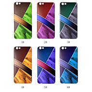 お買い得  携帯電話ケース-ケース 用途 OPPO R9s Plus / F3 Plus パターン バックカバー マーブル ソフト TPU のために OPPO R9s Plus / Oppo F5 / OPPO F3 Plus