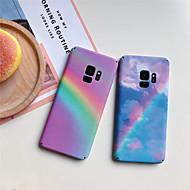 Недорогие Чехлы и кейсы для Galaxy S8 Plus-Кейс для Назначение SSamsung Galaxy S9 Plus / S8 Plus С узором Кейс на заднюю панель Пейзаж Твердый ПК для S9 / S9 Plus / S8 Plus