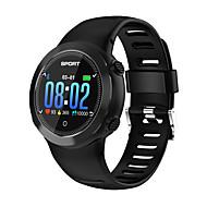 billige -Smartur Smart Armbånd YY-M68 for Android iOS Bluetooth Sport Vandtæt Pulsmåler Blodtryksmåling Touch-skærm Stopur Skridtæller Samtalepåmindelse Aktivitetstracker