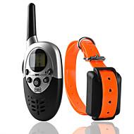 abordables Accesorios para Mascota-Perros Cuello / Entrenamiento Antiladrido / Eléctrico / LCD Clásico Metalic / El plastico Negro / Naranja