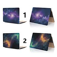 """お買い得  MacBook 用ケース/バッグ/スリーブ-MacBook ケース スカイ PVC のために 新MacBook Pro 15"""" / 新MacBook Pro 13"""" / MacBook Pro 15インチ"""