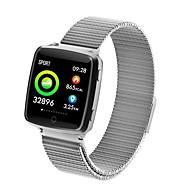 billige -Smart Armbånd Indear-BL89 for Android iOS Bluetooth Sport Vandtæt Pulsmåler Blodtryksmåling Touch-skærm Skridtæller Samtalepåmindelse Aktivitetstracker Sleeptracker