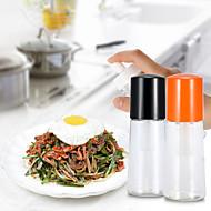 abordables Especieras-Organización de cocina Cocteleras y trituradores / Jarra de aceite / Botes y Jarras Plástico Almacenamiento / Fácil de Usar 1pc