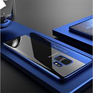 Недорогие Чехлы и кейсы для Galaxy Note-Кейс для Назначение SSamsung Galaxy Note 9 / Note 8 Покрытие / Прозрачный Кейс на заднюю панель Однотонный Мягкий ТПУ для Note 9 / Note 8