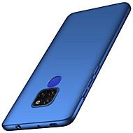 preiswerte Handyhüllen-Hülle Für Huawei Huawei Mate 20 Lite / Huawei Mate 20 Pro Mattiert Rückseite Solide Hart PC für Mate 10 / Mate 10 pro / Mate 10 lite / Mate 9 Pro