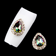 abordables -3 pcs Bijoux pour ongles Multi Fonction Créatif Manucure Manucure pédicure Quotidien Mode