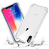 abordables 70% de DESCUENTO y Más-Cooho Funda Para Apple iPhone X / iPhone XS Max Antigolpes / Antipolvo Funda Trasera Un Color Suave TPU para iPhone XS / iPhone XR / iPhone XS Max