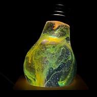 お買い得  LED ボール型電球-E.P.LIGHT 1個 3 W 160/ E26 / E27 LEDボール型電球 A60(A19) 1 LEDビーズ ハイパワーLED クリエイティブ / パーティー / 装飾用 温白色 90-240 V