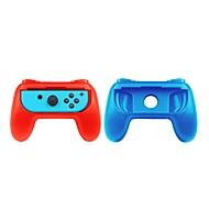 お買い得  -IPLAY HBS-117 ワイヤレス ゲームコントローラのケースプロテクター 用途 Nintendo DS 、 パータブル / クリエイティブ / 新デザイン ゲームコントローラのケースプロテクター PVC 2 pcs 単位