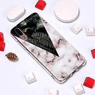 お買い得  携帯電話ケース-ケース 用途 Huawei P20 / P10 Lite パターン バックカバー マーブル ソフト TPU のために Huawei P20 / Huawei P20 Pro / Huawei P20 lite