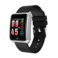 cheap -BoZhuo M39pro Smart Bracelet Smartwatch Android iOS Bluetooth Sports Waterproof Heart Rate Monitor Blood Pressure Measurement Pedometer Call Reminder Sleep Tracker Sedentary Reminder Alarm Clock