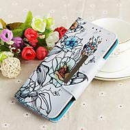 お買い得  携帯電話ケース-ケース 用途 Xiaomi Mi 8 / Xiaomi A2 lite ウォレット / スタンド付き / パターン フルボディーケース フラワー ハード TPU のために Redmi Note 5A / Xiaomi Redmi Note 5 Pro / Xiaomi Redmi 6 Pro