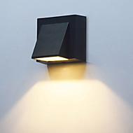 billige -1pc 3 W LED-projektører Vandtæt Varm hvid / Kold hvid 85-265 V Udendørsbelysning / Gårdsplads / Have 1 LED Perler