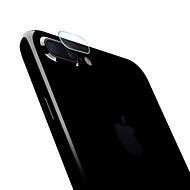 Недорогие Защитные плёнки для экрана iPhone-Защитная плёнка для экрана для Apple iPhone 8 Pluss / iPhone 7 Plus Закаленное стекло 1 ед. Протектор объектива камеры HD / Уровень защиты 9H / Против отпечатков пальцев