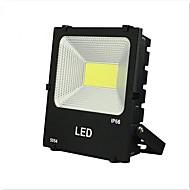 abordables Focos LED-1pc 50 W Focos LED Impermeable / Decorativa Blanco Cálido / Blanco Fresco 220 V Iluminación Exterior / Patio / Jardín 1 Cuentas LED